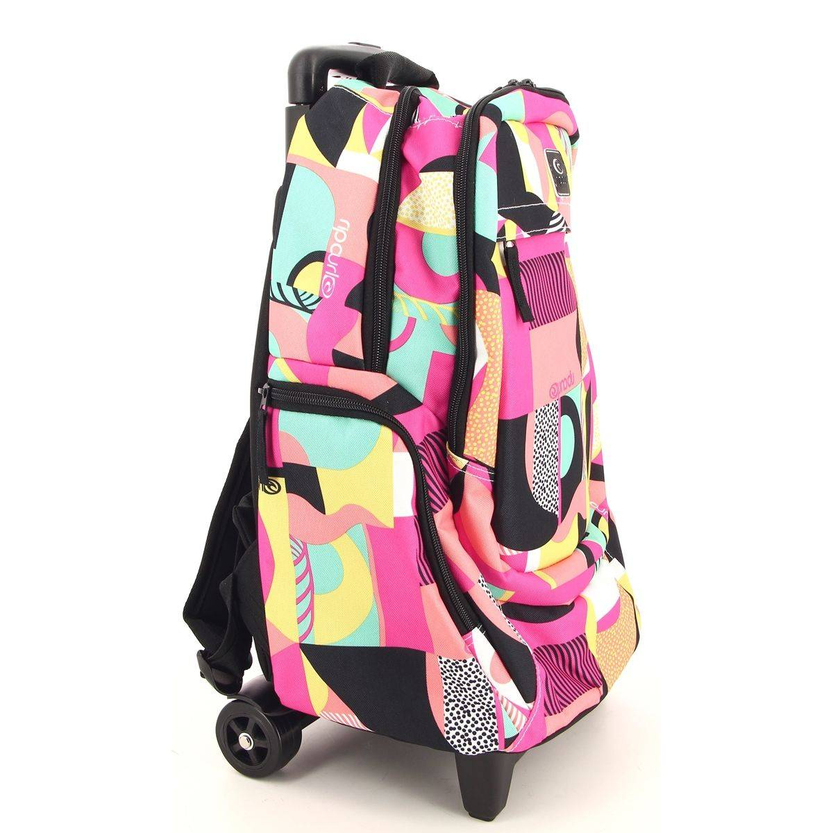rip curl sac dos roulettes fille wh rock it paola lbpgs4. Black Bedroom Furniture Sets. Home Design Ideas