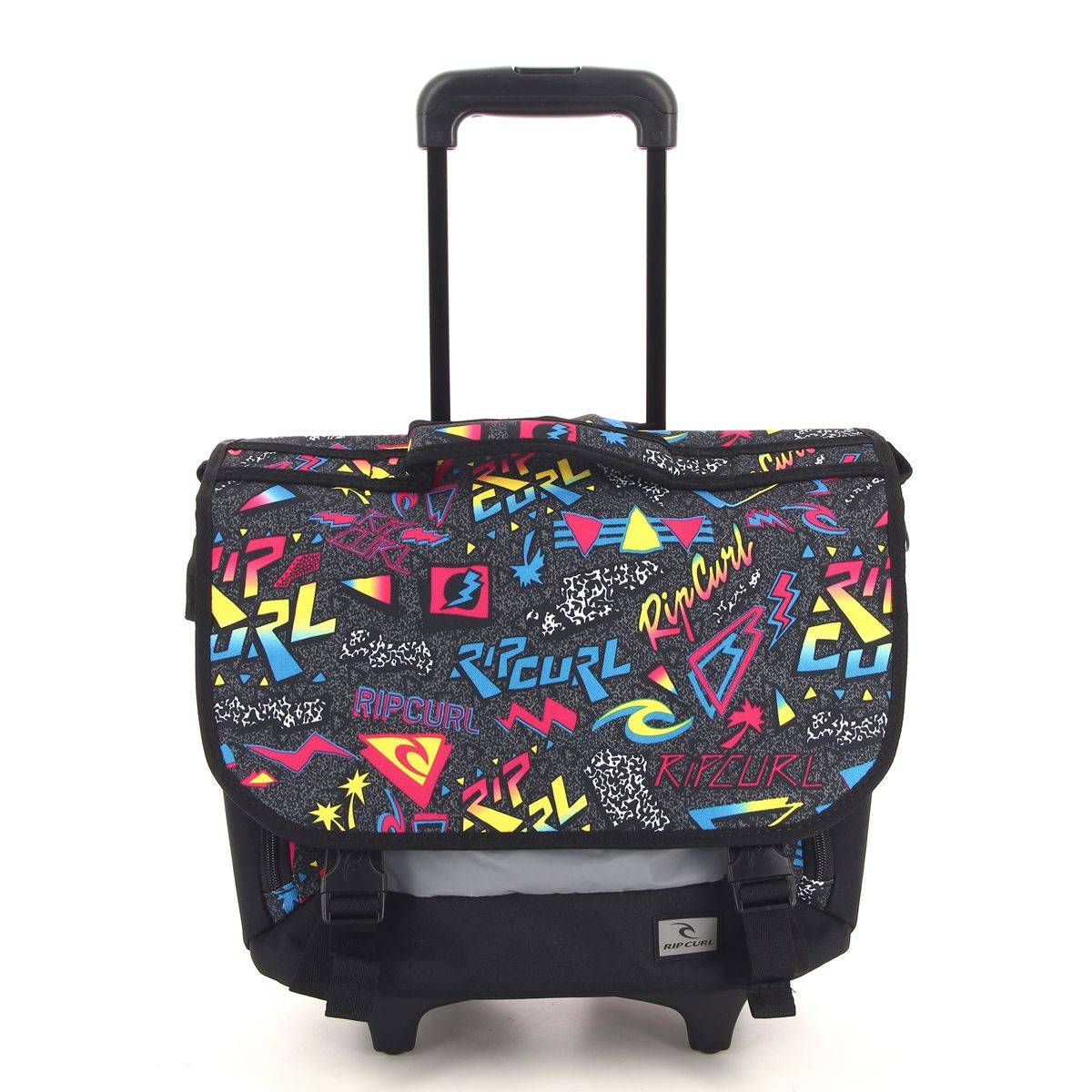 rip curl cartable roulettes gar on neon vibes wh cartable bbpfg4. Black Bedroom Furniture Sets. Home Design Ideas