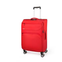 Jump - Valise rigide extensible taille moyenne 4 roues 66cm 61/71 litres Moorea (maex04)