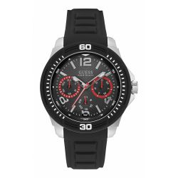 Guess - Montre silicone Tread (w0967g1)