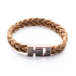 Gemini - Bracelet Special Leather Brown (s10)