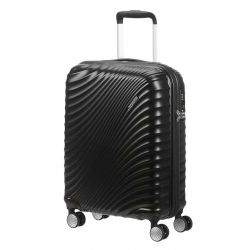 American Tourister - Valise rigide taille cabine 55cm 4 doubles roues 35.5 litres JetGlam (122816)