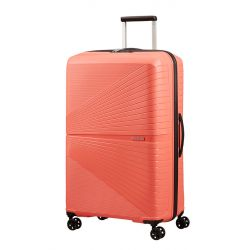 American Tourister - Valise rigide taille XXL 77cm 4 doubles roues 101 litres Airconic (128188)