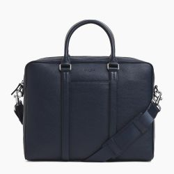 "Le Tanneur - Porte-documents homme en cuir 1 compartiment ordinateur 14"" Charles (tcha4001)"