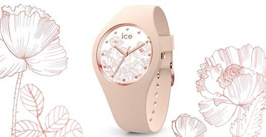 Montres Ice Watch Ice Flower sur stilbag.fr